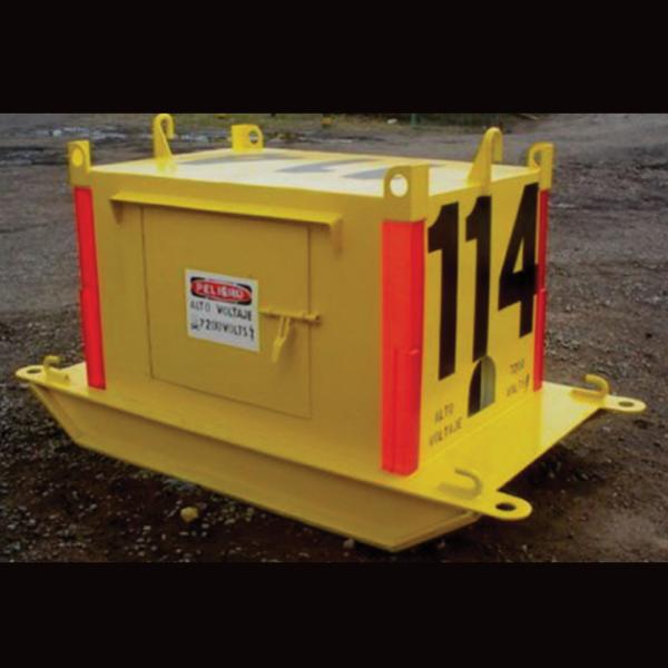 cajas de empalme, caja de derivación, caja eléctrica, equipo, minería